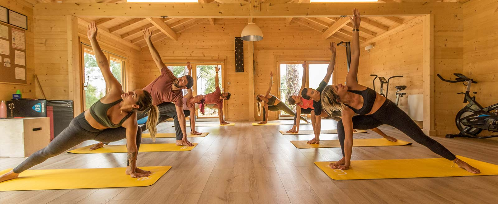 stages yoga